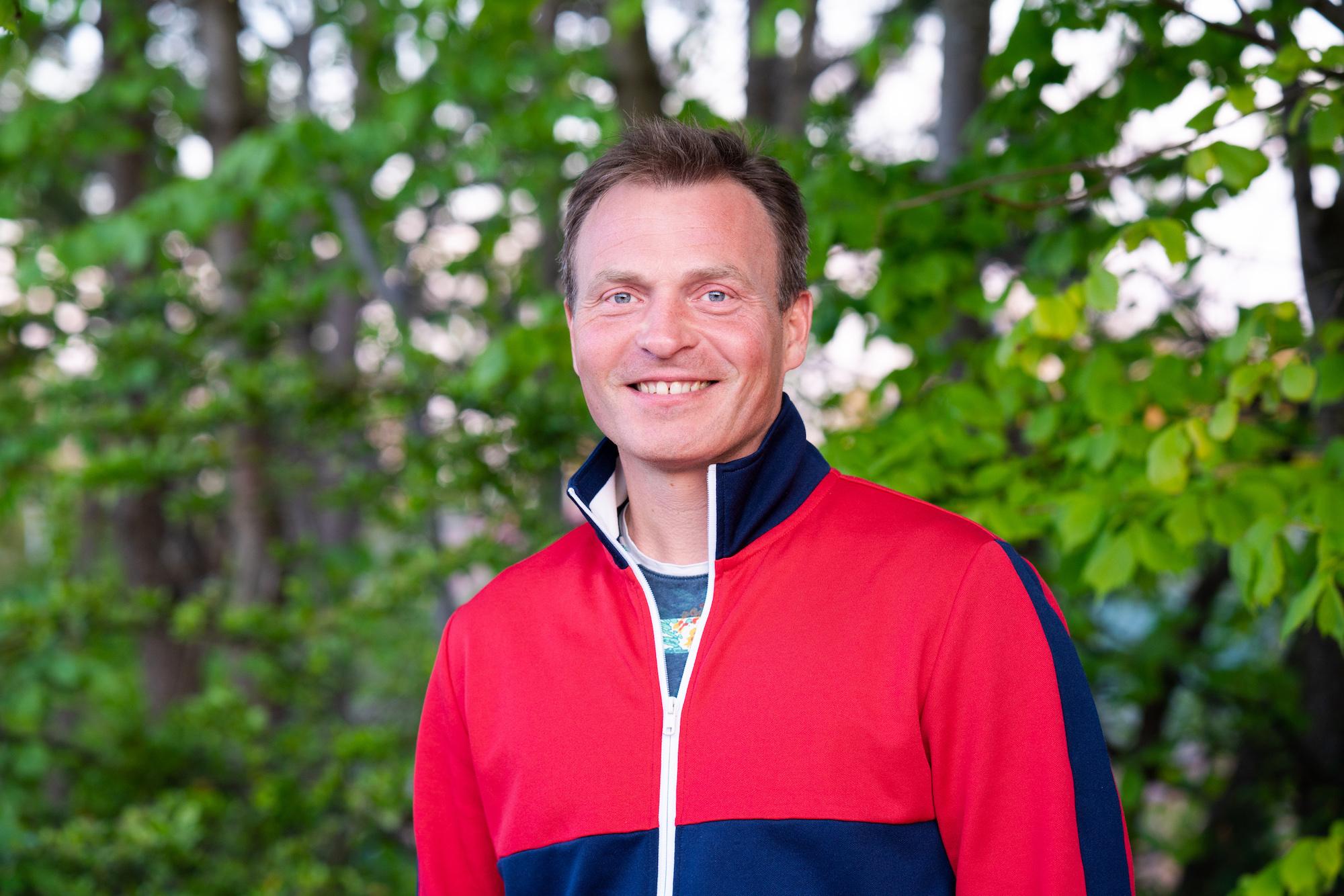 Næstformand Jesper Wendell